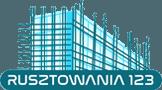 Logo wypożyczalni rusztowań aluminiowych